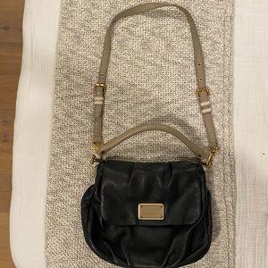 Marc Jacobs black shoulder bag